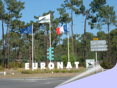 Euronat, le plus grand centre naturiste d'Europe