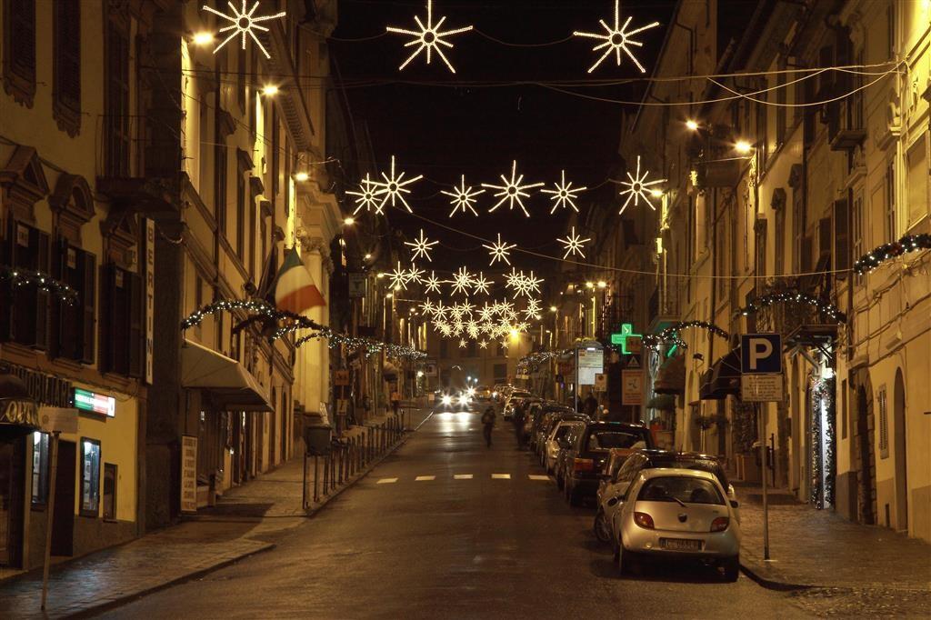 Ronciglione -Corso Umberto I-
