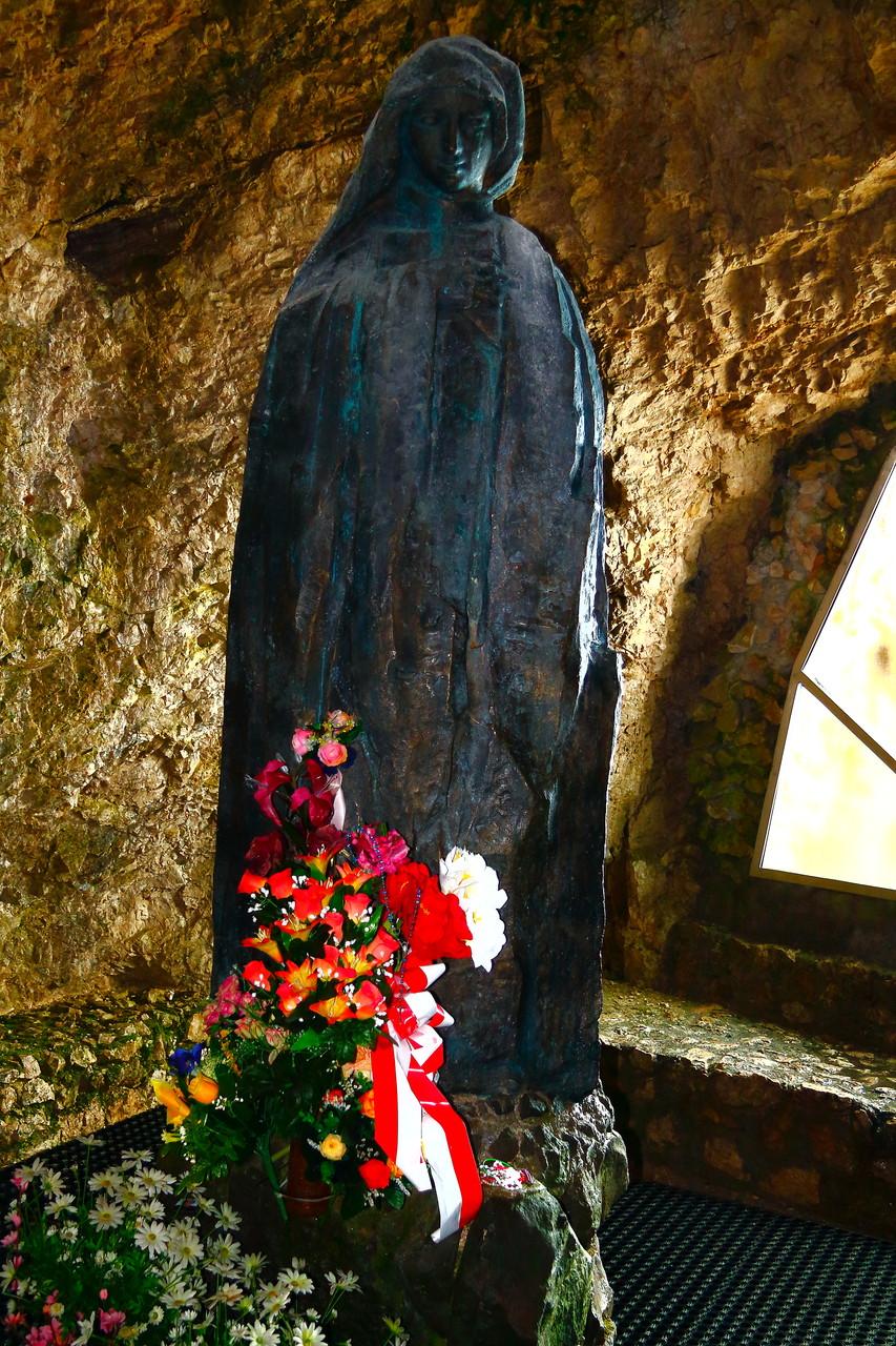 """Marmolada """"Grotta della Madonna"""""""