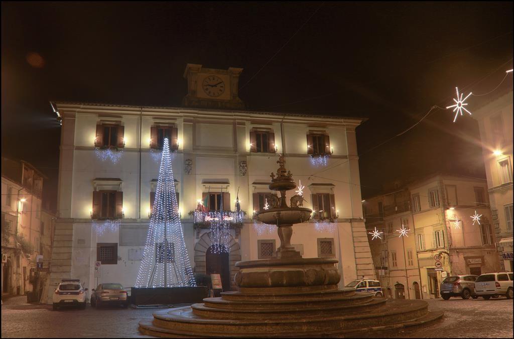 Ronciglione Piazza Principe di Napoli