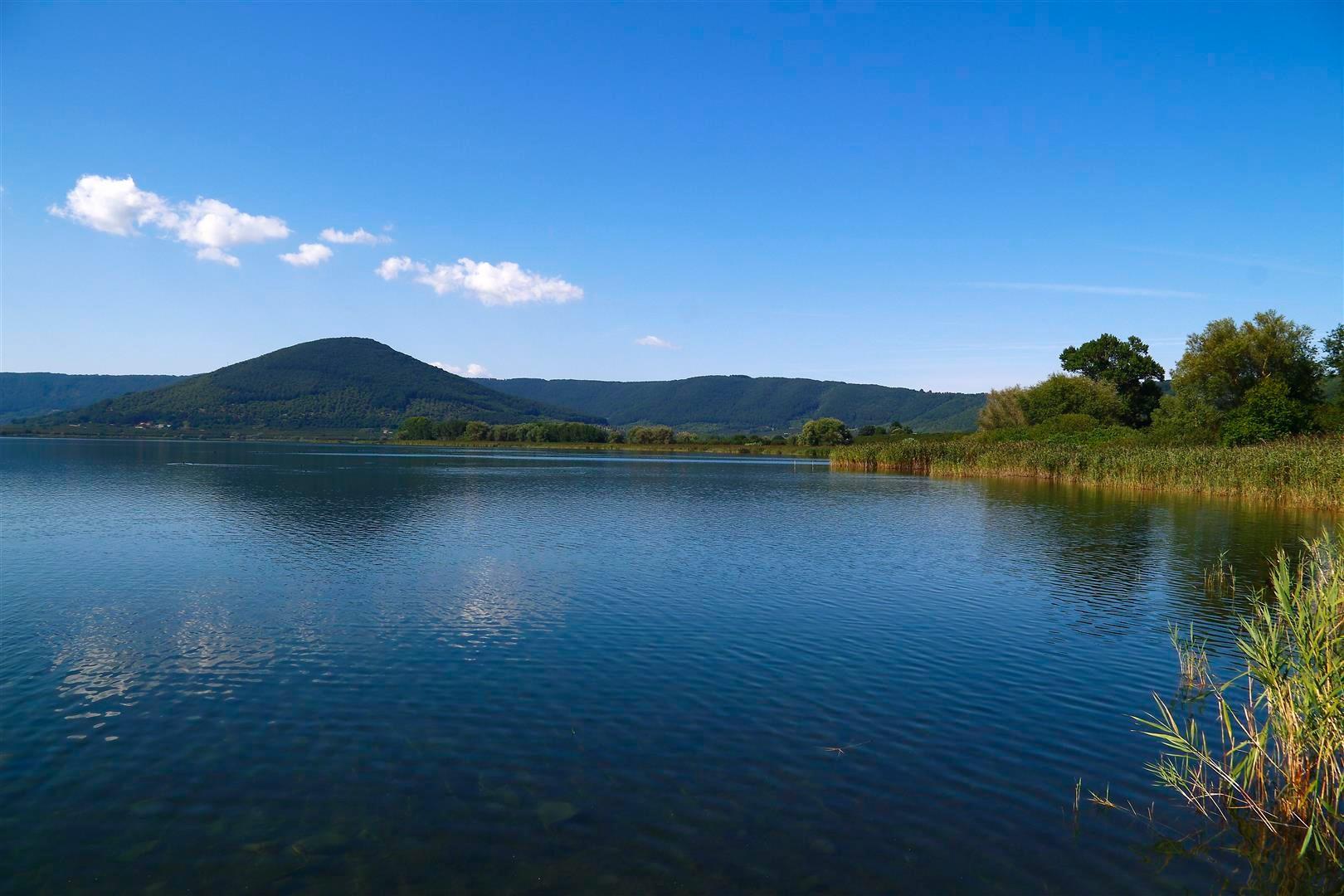 Lago di Vico-località Santa Lucia