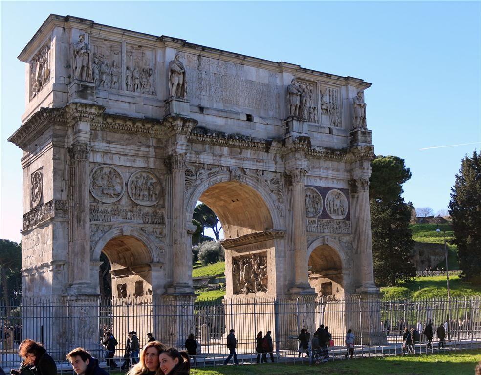 Roma-Arco di Costantino