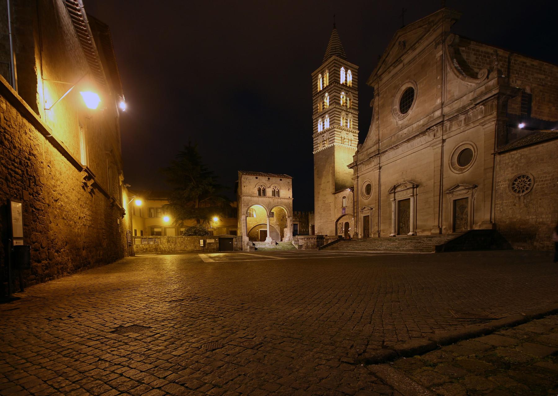 Viterbo-Cattedrale di San Lorenzo