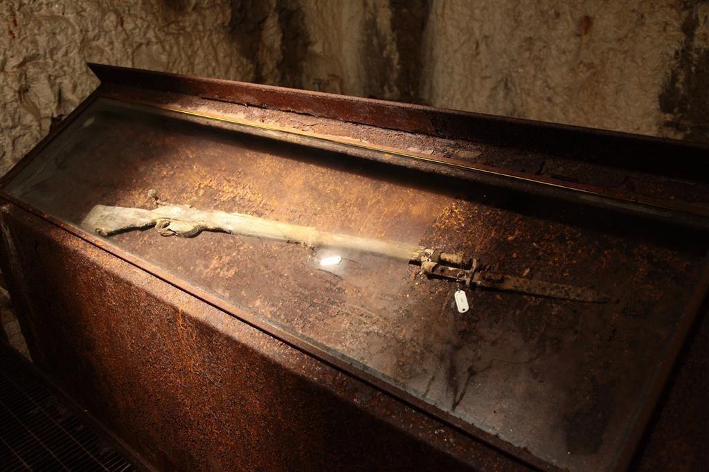 Fucile della I guerra mondiale - Forte Belvedere
