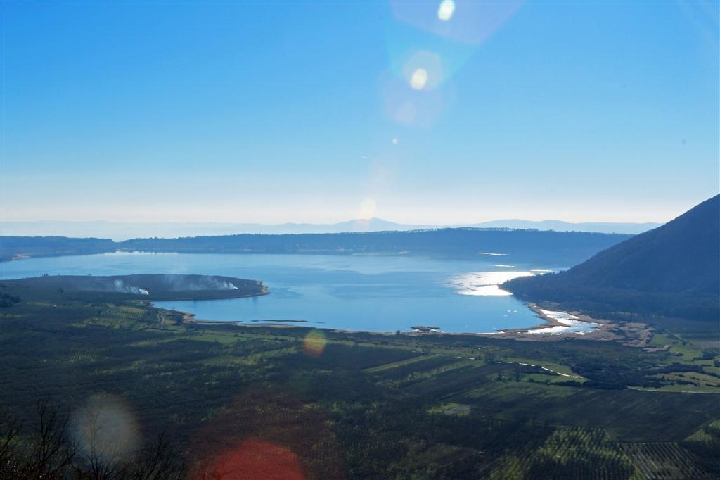 Panorama lago di Vico