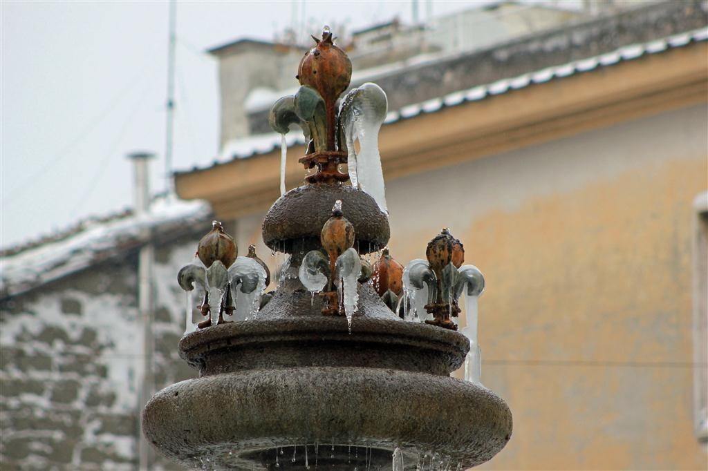 Fontana degli Unicorni-particolare-