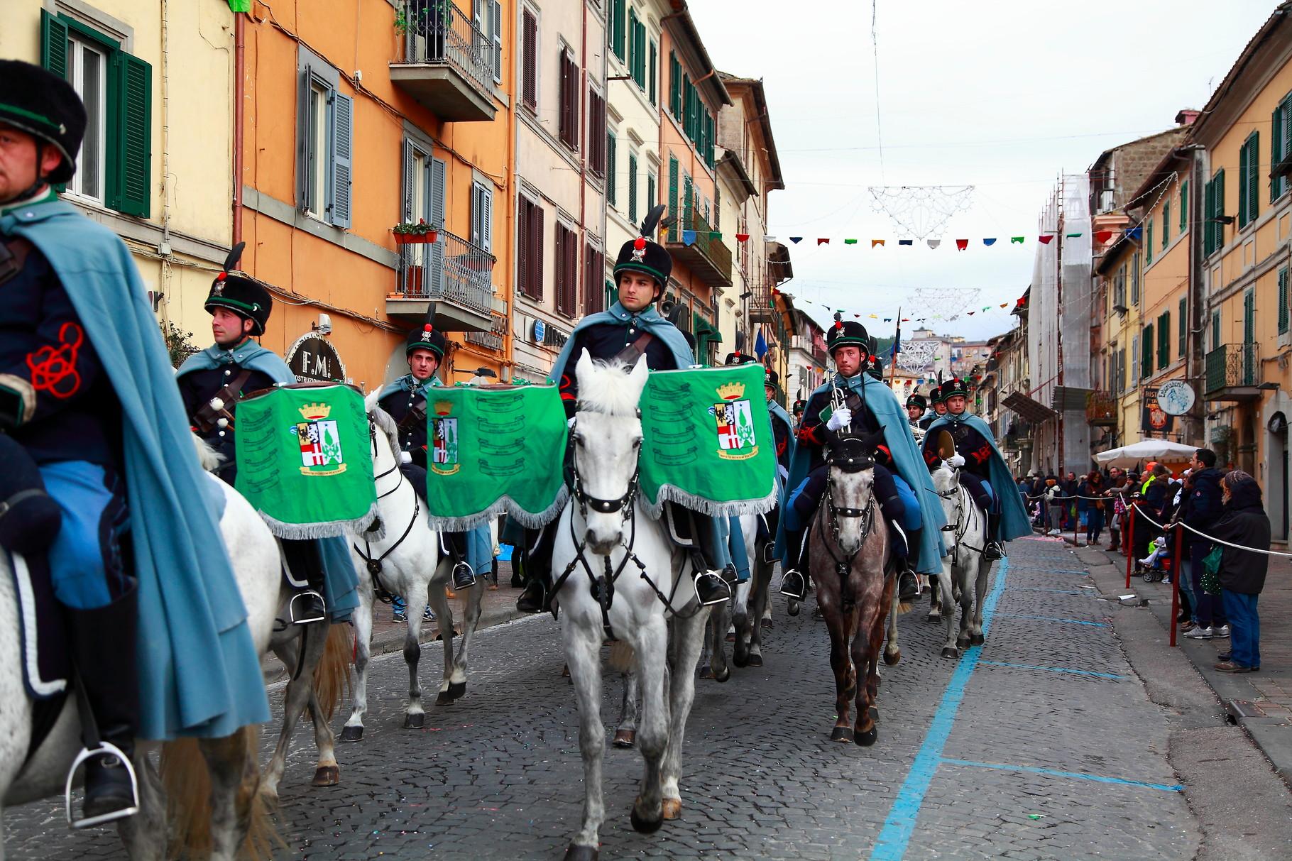 Lanceri di Montebello