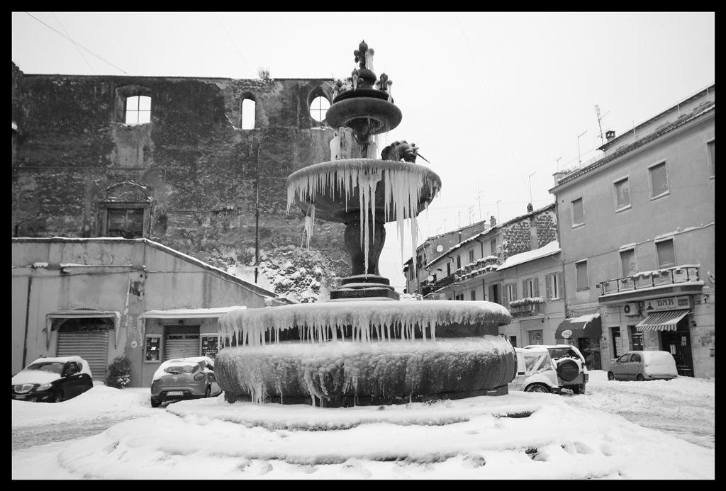 Fontana degli Unicorni o Fontana Grande