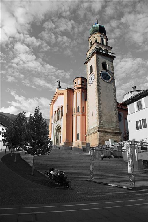 Il Duomo di Levico Terme (TN)