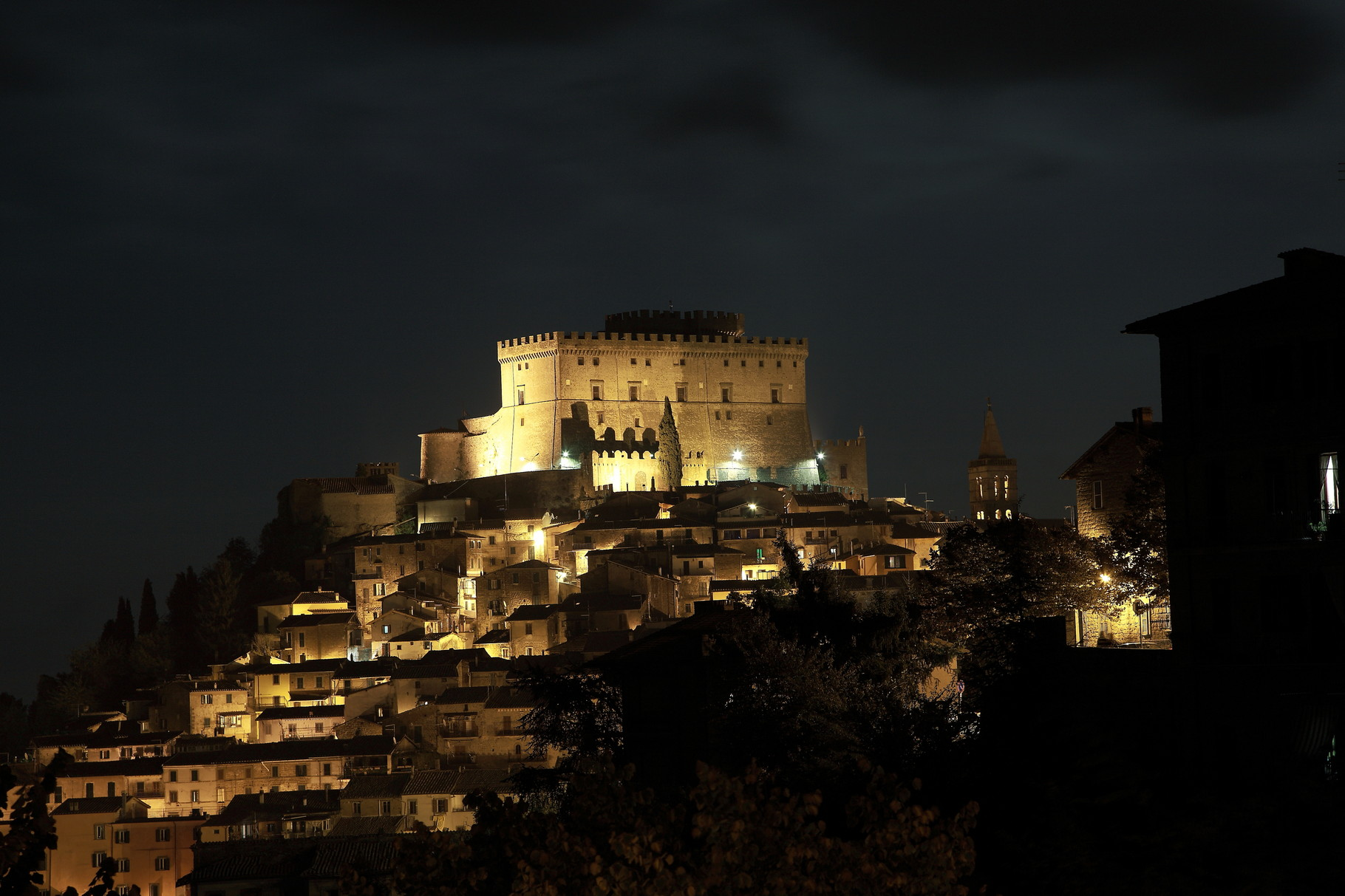 Castello Orsini - Soriano nel Cimino (VT)