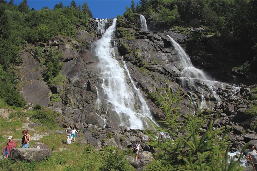 Cascata di Nardis Val Genova