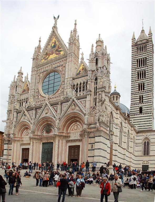 Siena-Cattedrale di Santa Maria Assunta