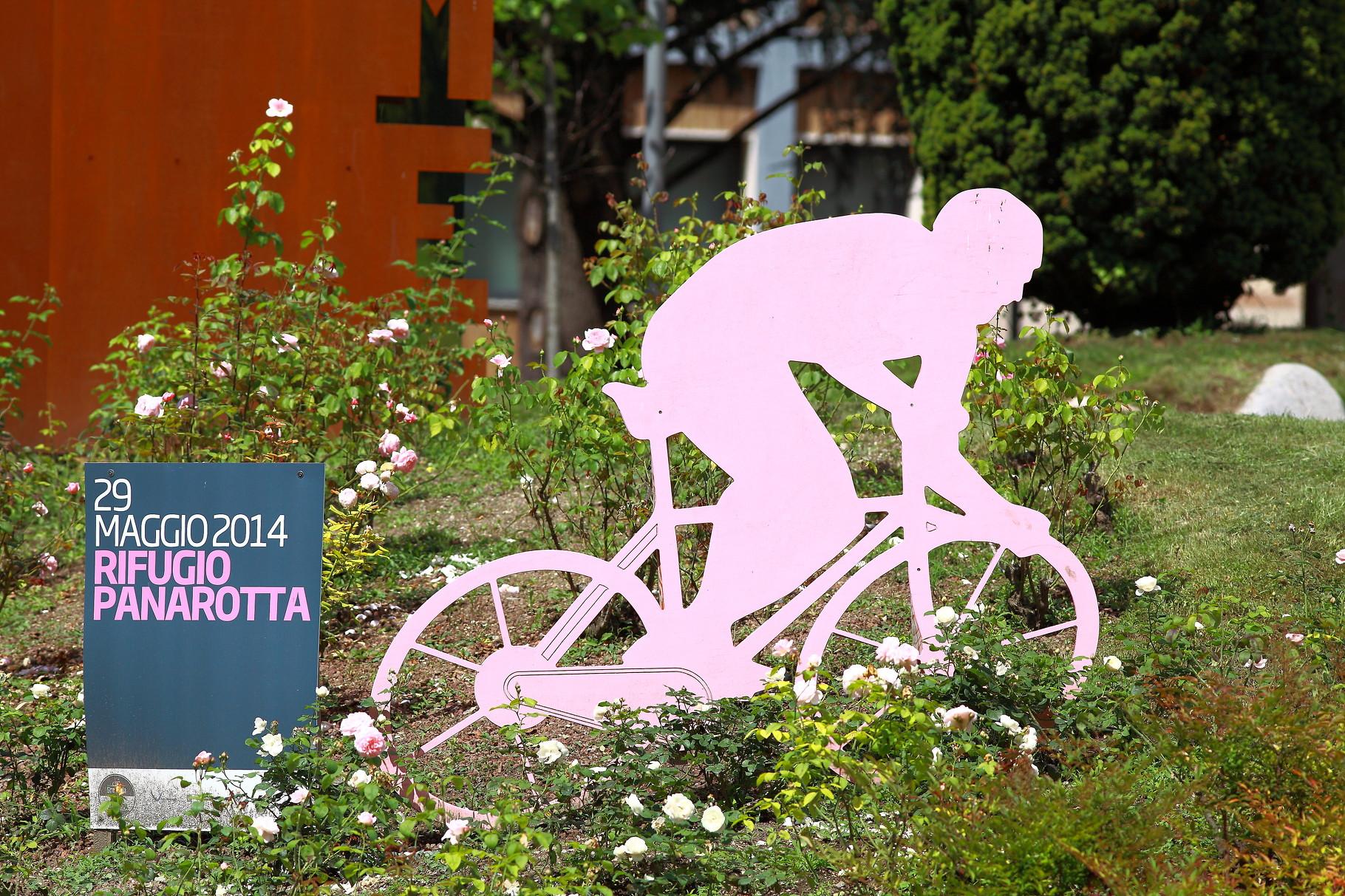 Levico Terme - Giro d'Italia 2014