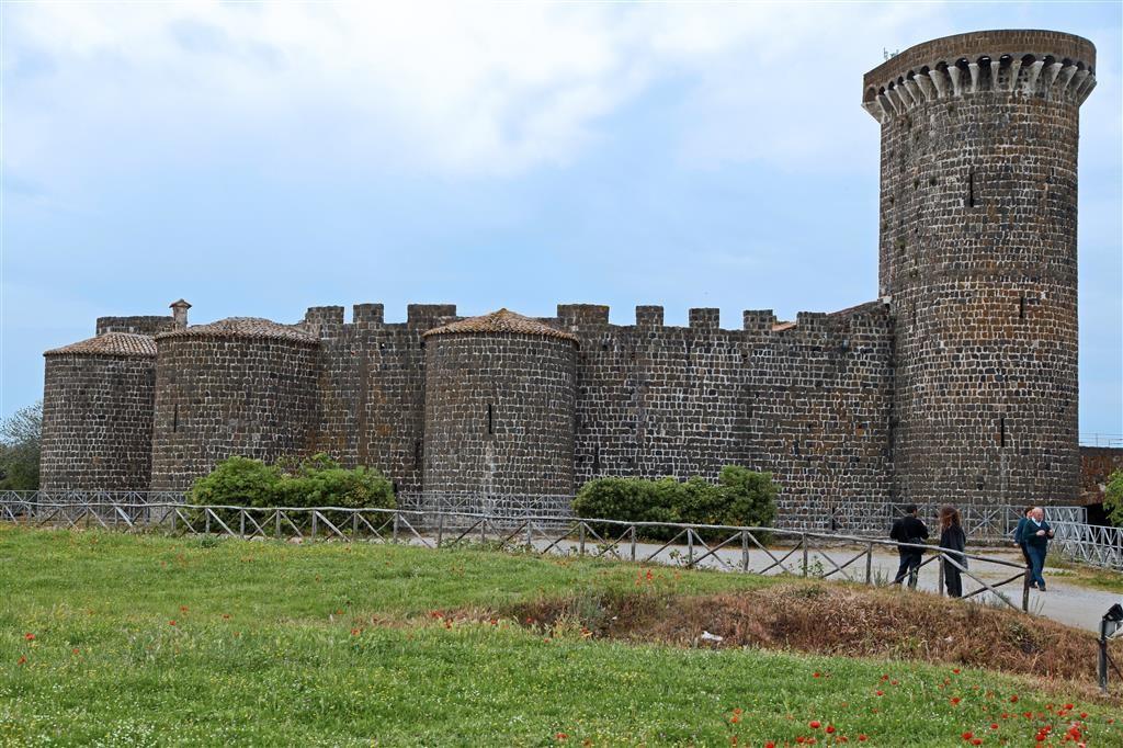 Vulci (VT)-Castello dell'Abbadia
