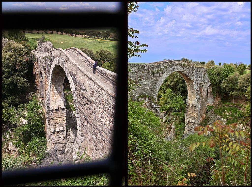 Vulci (VT)-Ponte dell'Abbadia