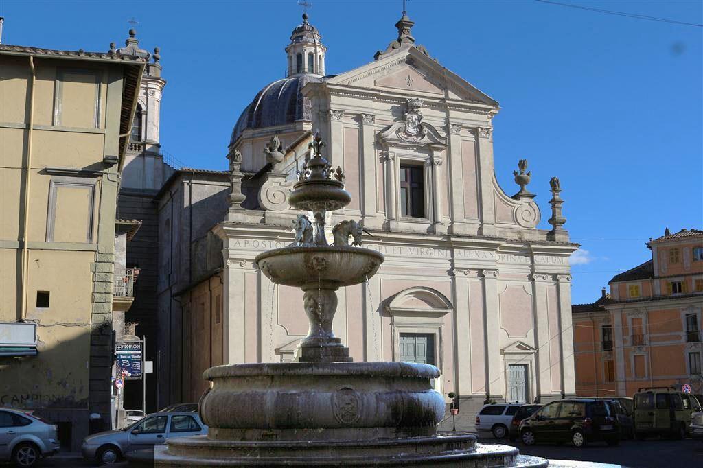 Duomo e Fontana degli Unicorni