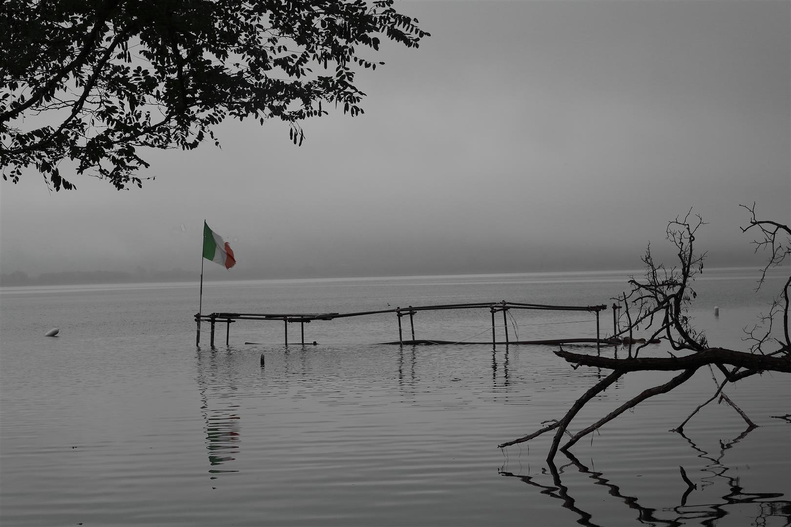 Lago di Vico 03 ottobre 2016