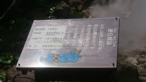 大分県鬼の高いびき1(九州工場)
