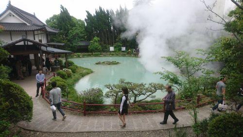 大分県白池地獄3(九州工場)