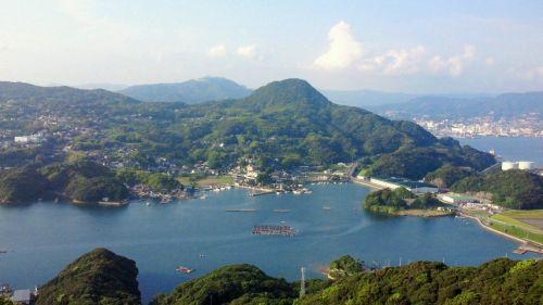 長崎 弓張の丘公園(九州工場)
