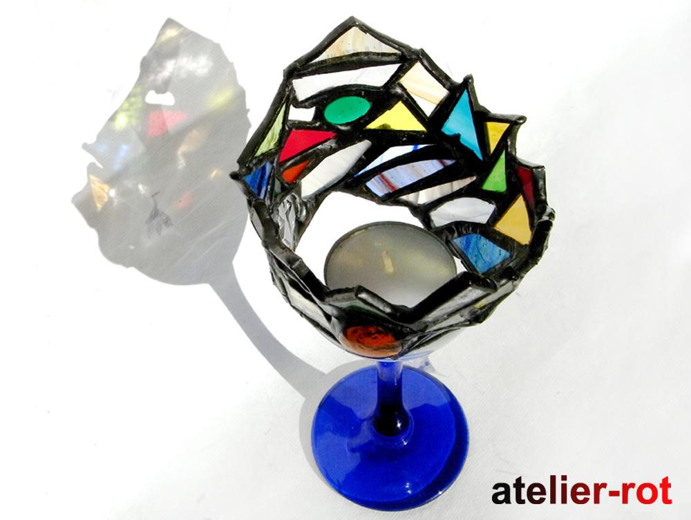 teelichter windlichter glasunikate fensterbilder kunstkurse m nchen. Black Bedroom Furniture Sets. Home Design Ideas