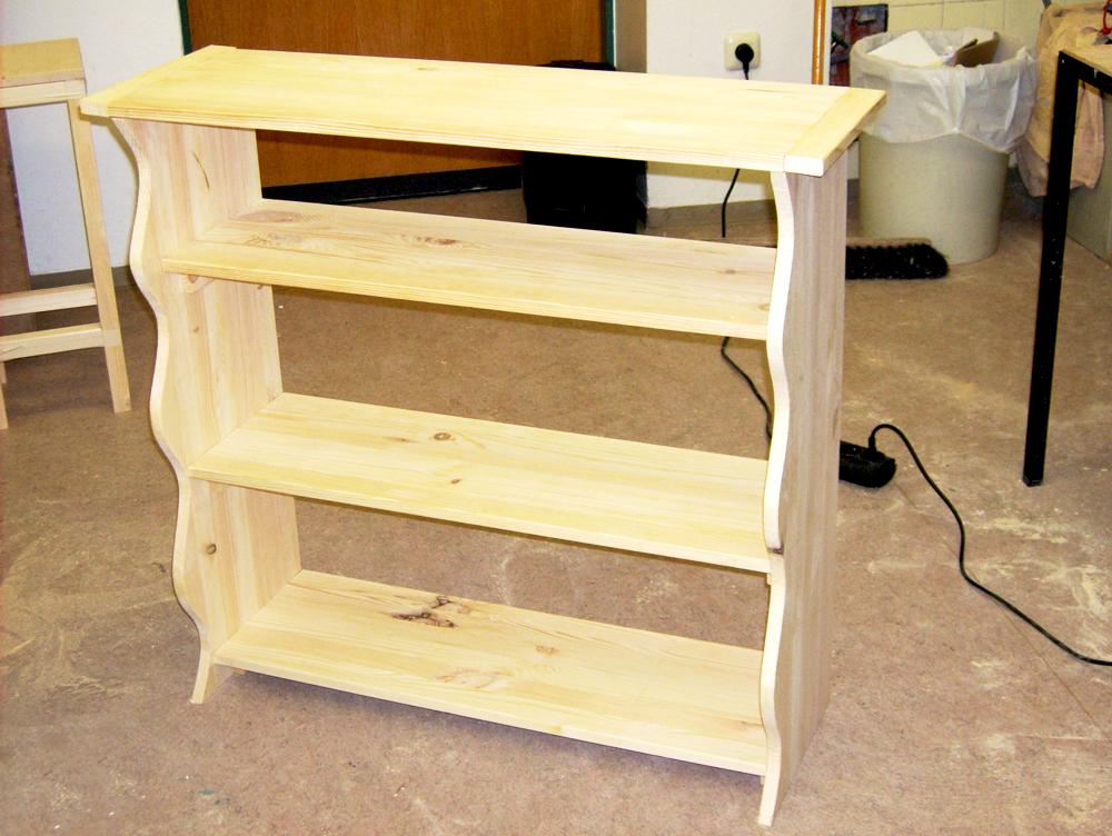 Kurs Möbelbau Möbel eines Teilnehmers