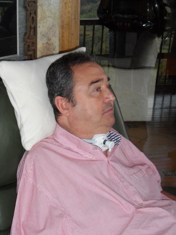 El Campeón de la vida - El Profe Luis Fernando Montoya.
