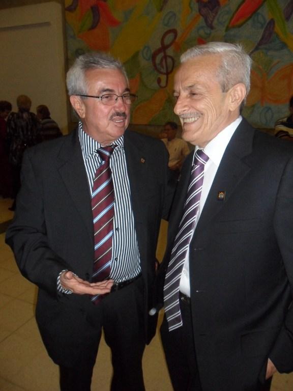 Jose Luis Montoya Muñoz y Pedro Montoya Muñoz.