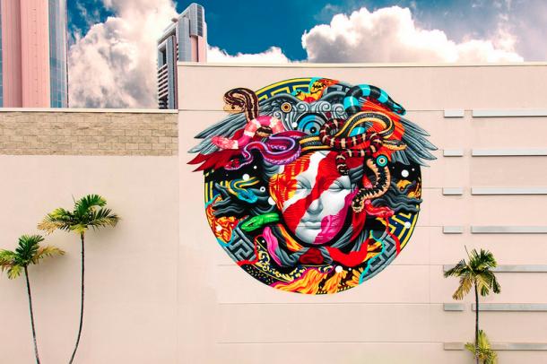 Tristan Eaton street art après