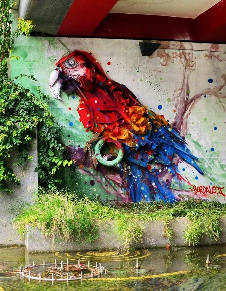 street-art-déchet-denonciation-écologie-bordalo2-ara