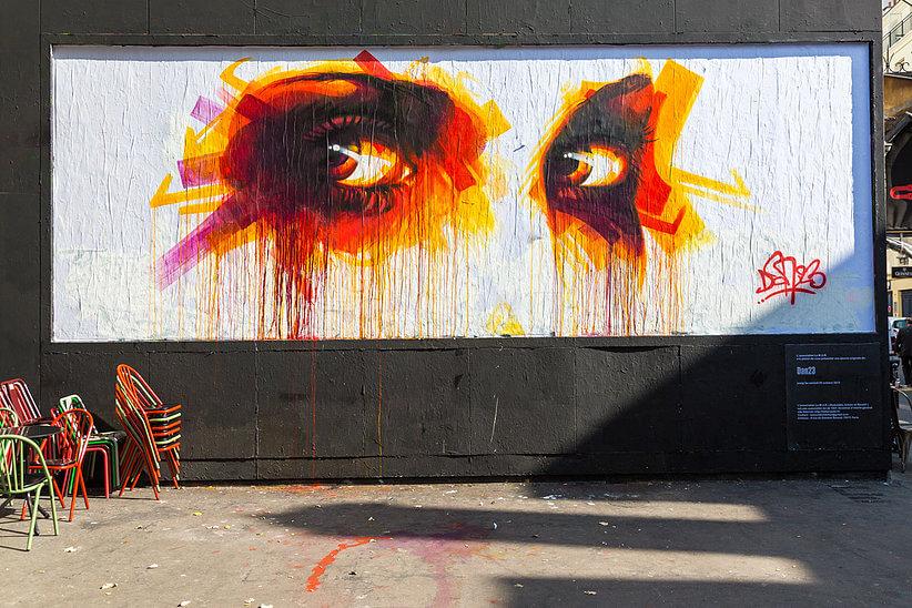 dan 23 street art le mur asso paris