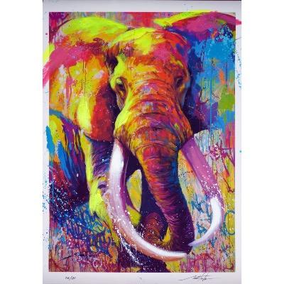 Noe-Two-Street-Art-elephant