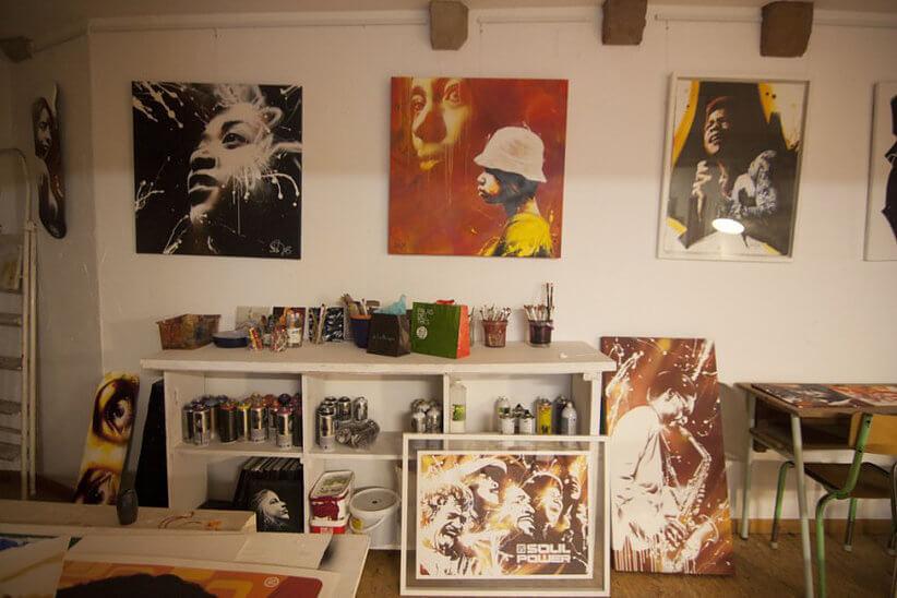dan 23 street art atelier expo