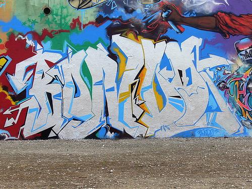 bando graff street art pionnier
