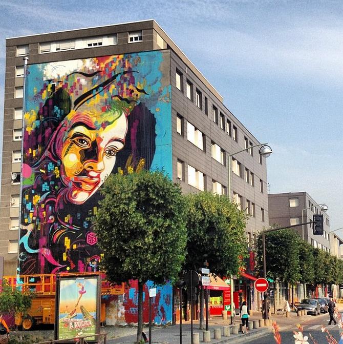 C215 street art expo roubaix street generation(s)