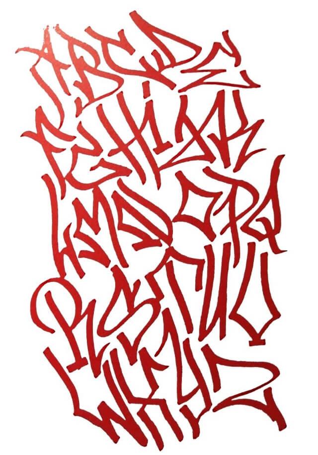Tutoriel Graffiti Street Art Comment Faire Un Tag