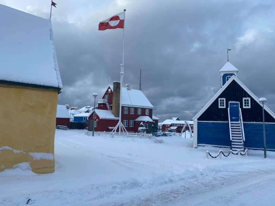 Sisimiut - Groenlandia