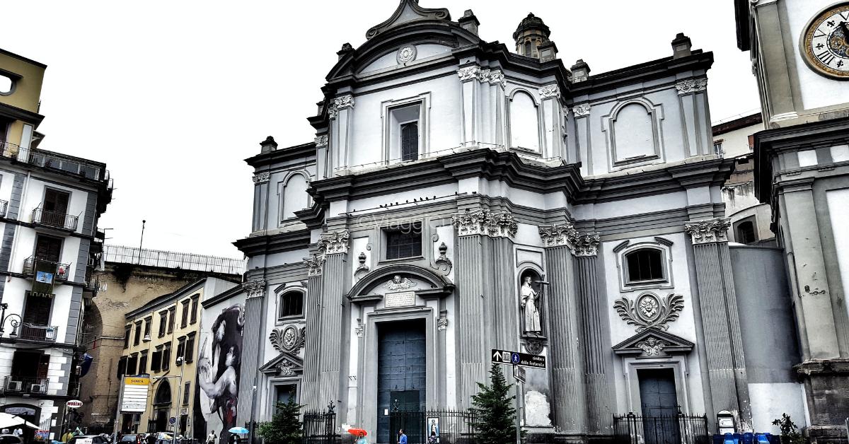 Basilica Santa Maria della Sanità
