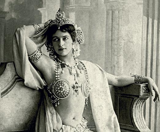 La danzatrice-spia Mata Hari