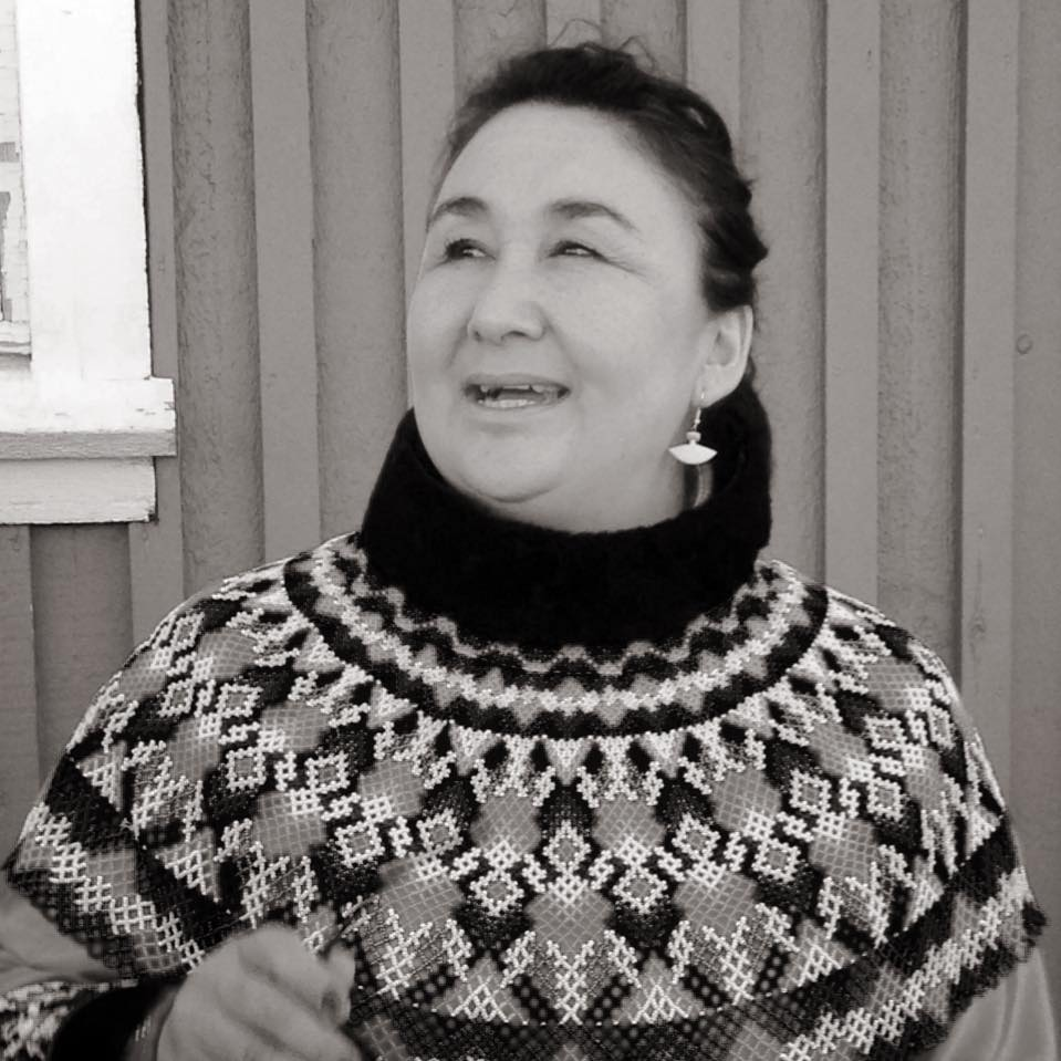 Dorthe Katrine Olsen, direttrice del Museo di Sisimiut - Groenlandia