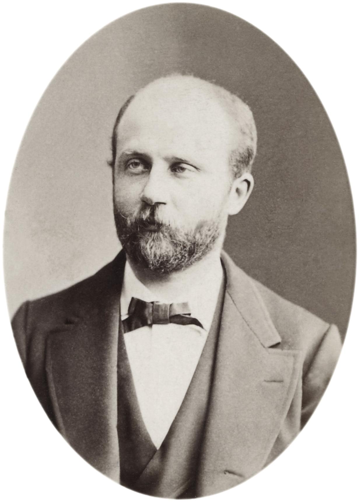 L'archeologo Gaston Maspero