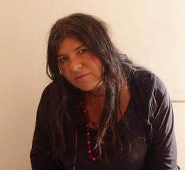 L'autrice Valentina Spinetti (foto quinewselba.it)