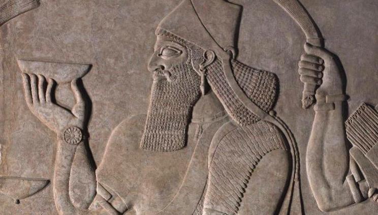 Assurnasirpal II, re degli Assiri