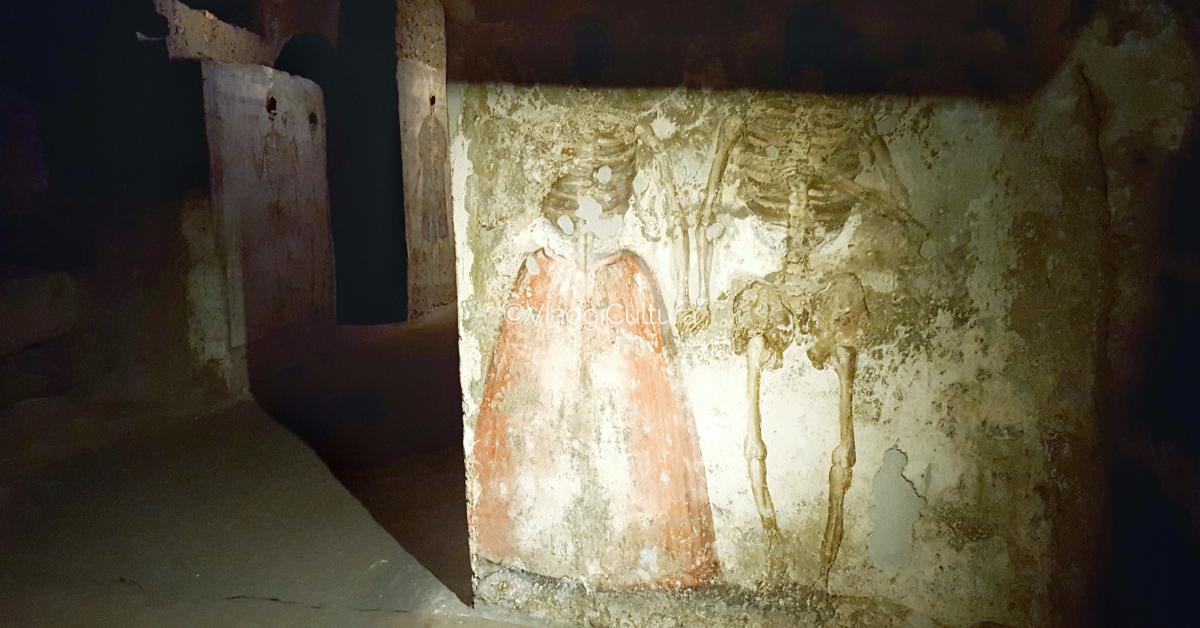 Così il re Genserico lo imbarcò su una nave senza vele né remi insieme ad altri esuli cristiani. Alla sua morte, V sec. d.C., fu sepolto nell'area cimiteriale extra moenia di Napoli, e il luogo della sua sepoltura diventò ben presto oggetto di culto