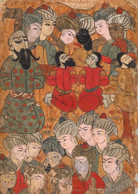 L'esecuzione dei bramini - Kalīla wa Dimna