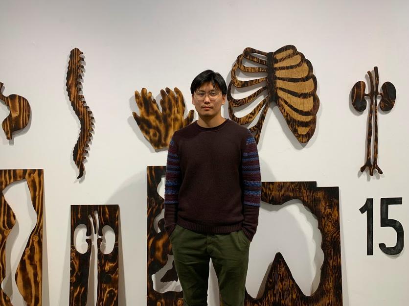 ''Where Is the Spirit Today?'' Jantsankhorol Erdenebayar - New Wight Gallery, UCLA 2019