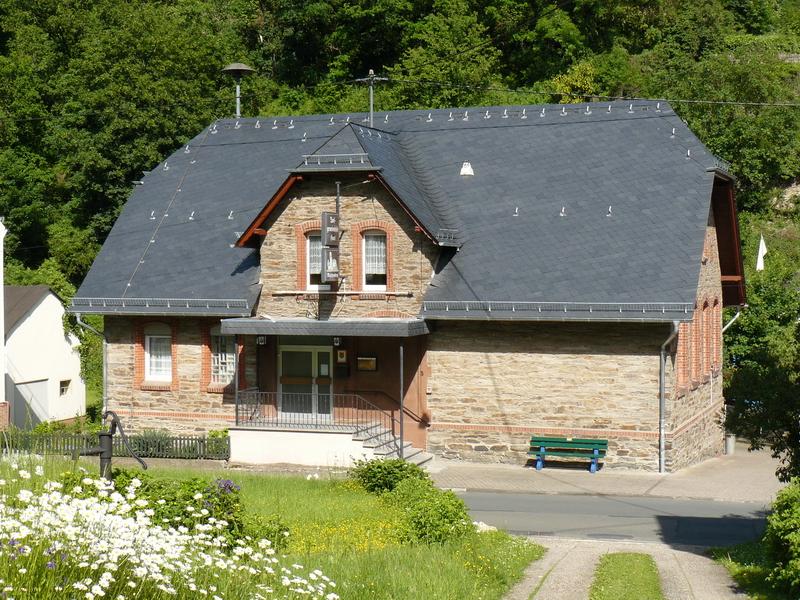 Dorfgemeinschaftshaus Reichenberg, ehemalige Schule
