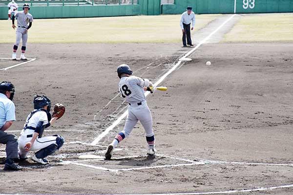 5/7(金)令和3年度春季青森県高等学校野球選手権大会地区予選会 対青森工業