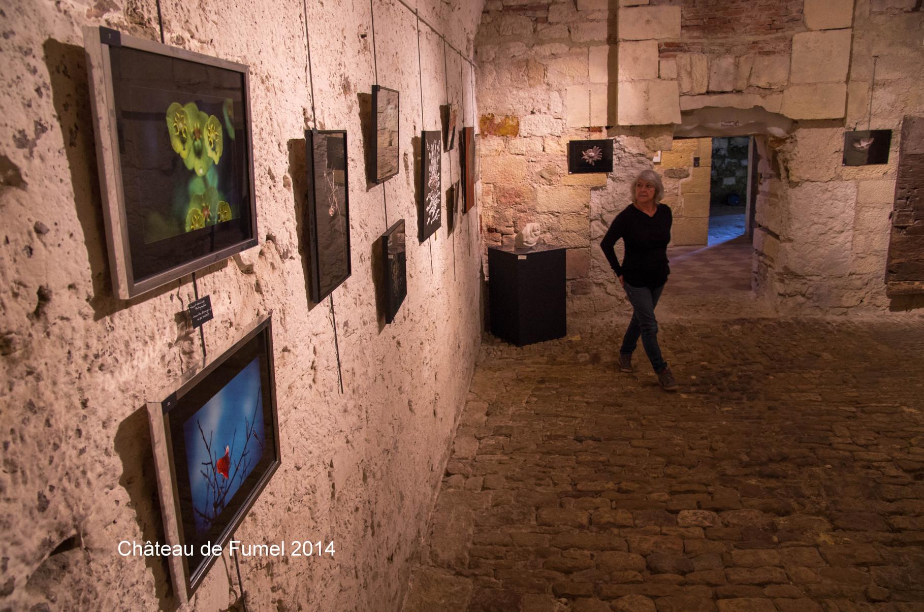 Première salle (photo Vincent Neuville