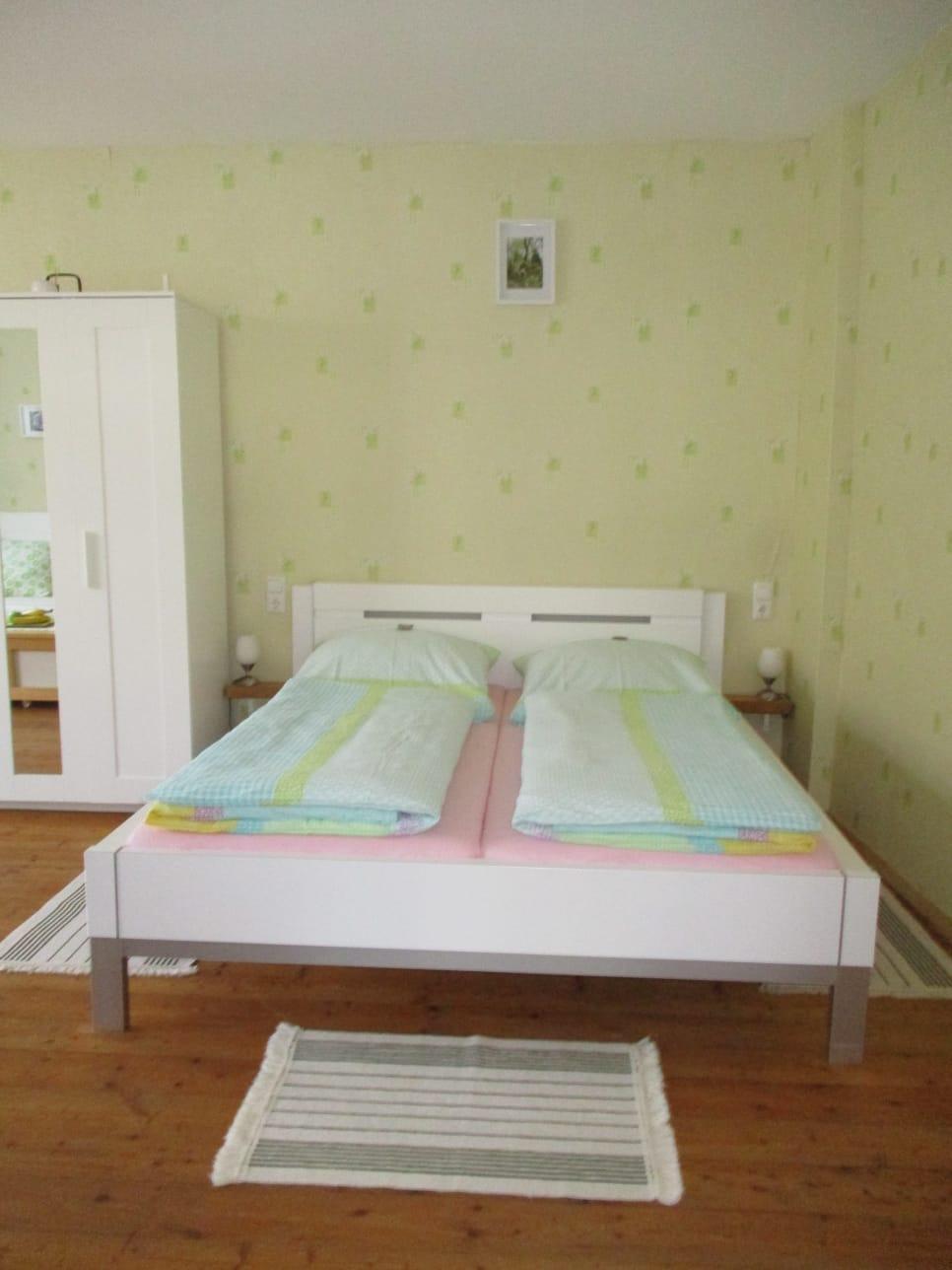Schlafbereich / sleeping area